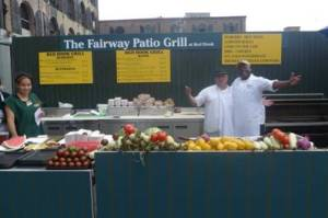 Fairway Market Patio Grill