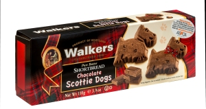 Chocolate Scottie Dogs