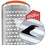 Cuisipro grater technology