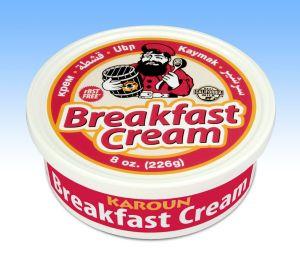 Karoun breakfast cream