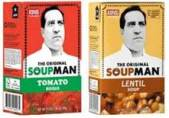 Original Soupman packaging images