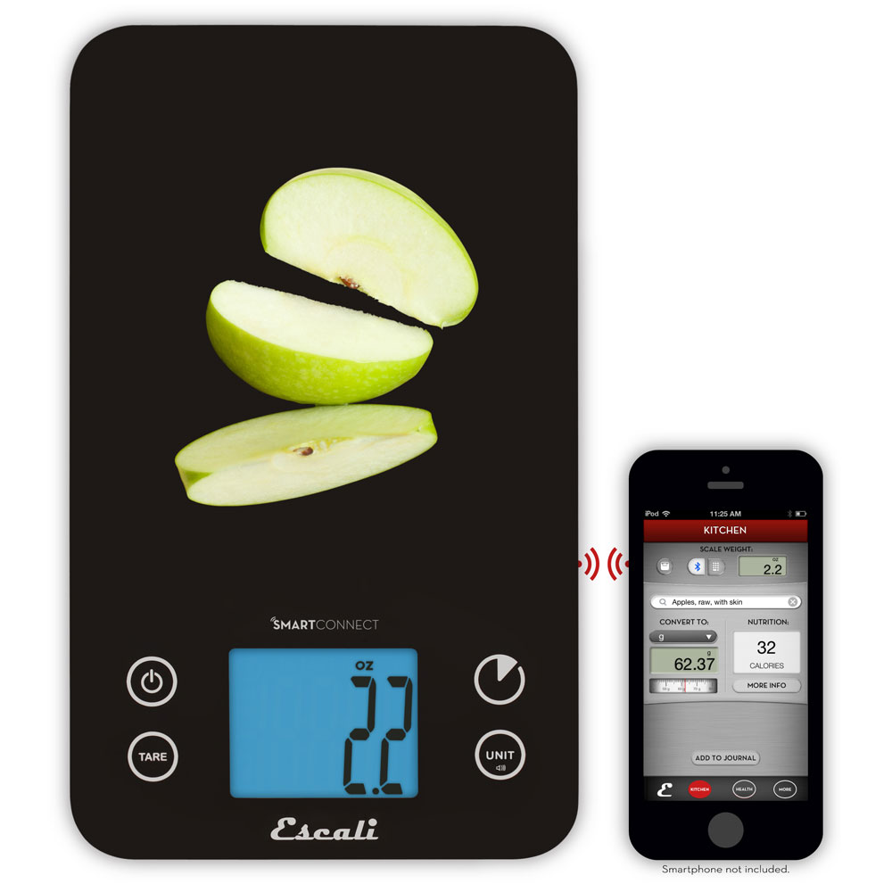 Escali Introduces Smart Kitchen And Bathroom Scales