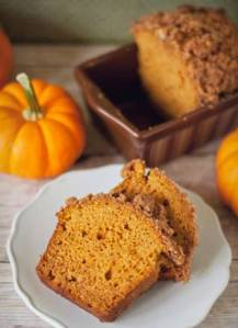 Carrington Farms Pumpkin Bread