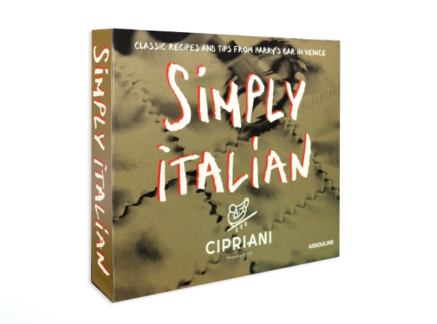 Cipriani cookbook