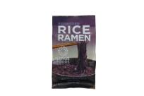 Forbidden Rice Ramen from Lotus Foods