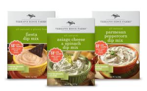 Terrapin Ridge Farms dip mixes